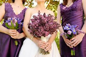 wedding flowers on a budget purple flowers for weddings on a budget budget brides guide a