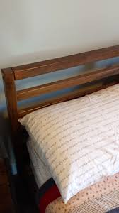 i diyed my bed frame for 210 my alternate life
