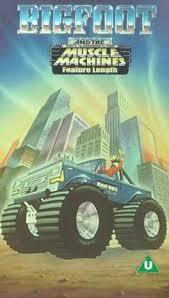 bigfoot monster truck game bigfoot and the muscle machines monster trucks wiki fandom