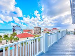 Renting Beach Houses In Florida Iorana 6 Bedroom Gulf View 8 Bedroom Pr Vrbo