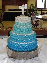cake bites wedding