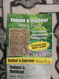 How To Clean Indoor Outdoor Rugs by Product Detail