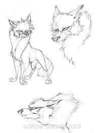 wolf sketches u2014 weasyl