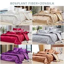 Grey Silk Comforter Compare Prices On Silver Queen Comforter Online Shopping Buy Low