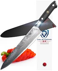 dalstrong chef knife shogun series gyuto vg10 9 5