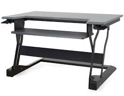 Black Computer Desk Solvix Solutions Llc