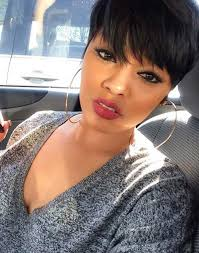 is a pixie haircut cut on the diagonal 50 best african american short hairstyles black women 2017