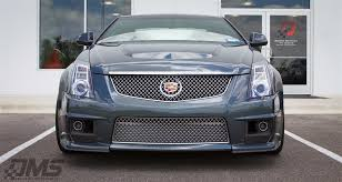 cadillac cts v grill dms heat exchanger for 2009 2015 cadillac cts v aftermarket parts