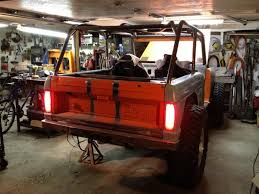 early bronco tail light wiring inphobic s early bronco rebuild and rehash page 20 pirate4x4 com