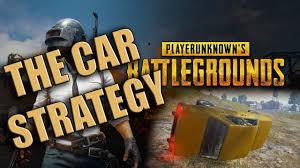 pubg strategy pubg the car strategy to win the game lol youtube