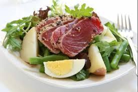 cuisiner thon frais recette de salade estivale au thon frais facile et rapide