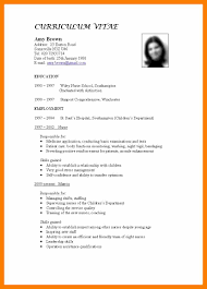 Resume Sample Janitor by Standard Resume Resume For Your Job Application