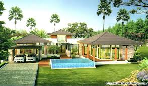 tropical home designs small tropical house designs and floor plans modern one storey