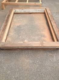 Instructables Platform Bed - scrap wood headboard and platform bed 5 steps