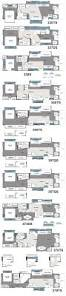 100 class b motorhome floor plans 100 sprinter rv floor