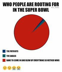 Super Bowl Sunday Meme - who people are rooting for in the super bowl memes the patriots the