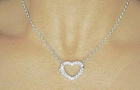 heart ring necklace images Ultra discreet symbolic bdsm heart ring 925 sterling silver slave jpg