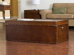 steamer trunk side table awesome leather steamer trunk coffee table on classic home interior design with leather steamer trunk coffee table jpg