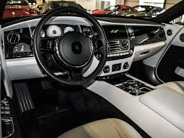 roll royce wraith interior 2017 other rolls royce wraith black badge maserati of alberta