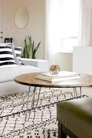 furniture hairpin leg coffee table ideas hairpin leg coffee