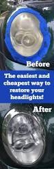 25 unique headlight restoration ideas on pinterest headlight