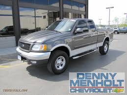 2003 ford f150 supercab 4x4 2003 ford f150 lariat supercab 4x4 in shadow grey metallic