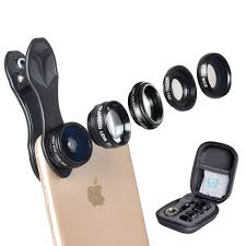 2017 best selling mobile phone accessories external camera fisheye