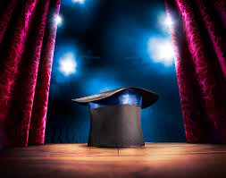 Curtains On A Stage Magician Stage Pictures Images And Stock Photos Istock