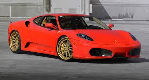 f430 wheels f430 gets wheels from strasse
