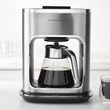 williams and sonoma black friday williams sonoma signature touch 12 cup glass coffee maker