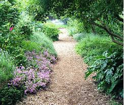 Landscaping Wood Chips by 42 Best Garden Pathways Images On Pinterest Landscaping