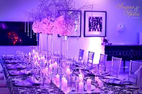 white gold and purple wedding luxury black white and silver wedding purple wedding lighting