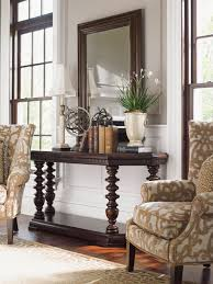 Console Table For Living Room by Kilimanjaro Mossel Bay Console Table Lexington Home Brands