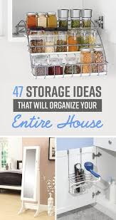7 Clever Design Ideas For 47 Insanely Clever Storage Ideas For Your Whole House