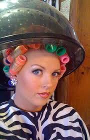 sissy boys hair dryers husband feminization in hair salon