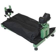 Bench Rest Shooting Rest Allen Recoil Reducer Bench Rest And Vise Green Black Walmart Com