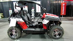 2013 cfmoto snyper 600efi side by side atv 2012 salon national
