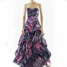 popular camo prom dress buy cheap camo prom dress lots from china