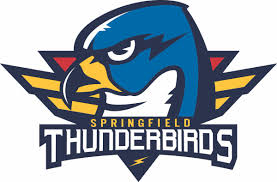 sports car logos springfield thunderbirds of ahl unveil logo sports logos chris
