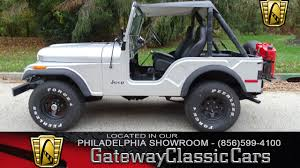 jeep kaiser cj5 1975 jeep cj5 gateway classic cars 247