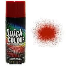 rust oleum quick colour multi purpose aerosol spray paint 400ml