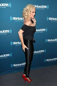 jenny mccarthy in leather pants hosts a halloween costume party
