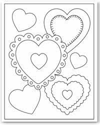 valentine u0027s coloring pages valentines coloring pages