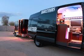 van y tours to start offering mb sprinter van rentals in nashville
