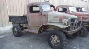 dodge one ton trucks for sale bangshift com power wagons and m37 trucks for sale we us a