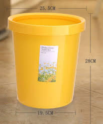 Yellow Wastebasket Cheap Yellow Trash Can Find Yellow Trash Can Deals On Line At