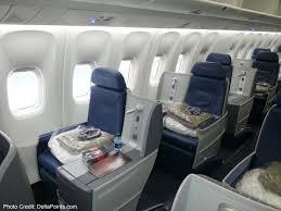 Economy Comfort Class Delta Air Lines 767 300 Business Class U0026 Economy Comfort