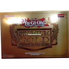 Kitchen Collection Chillicothe Ohio Yu Gi Oh Premium Gold Return Of The Bling Collection Box