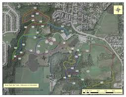 Map Of Madison Wisconsin by Area Trails Madnorski