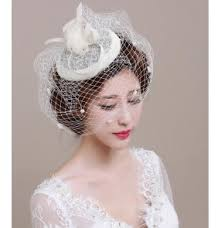 hairstyle for evening event ivory sinamay womens ladies female 100 linen veil fascinators